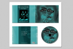 <p>CD Layout for Slow Kiss Goodbye</p>