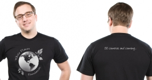 <p>T-Shirt Design for Whole Planet Foundation</p>