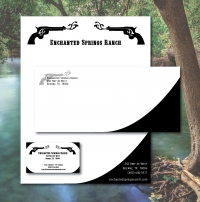 <p>Corporate ID Design for Hill Country Destination</p>